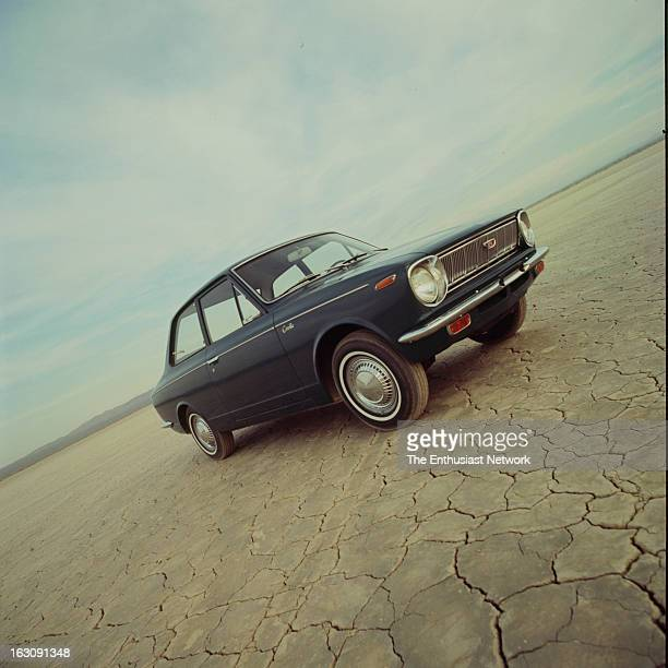 Toyota Corolla Dry Lake Bed Female Model