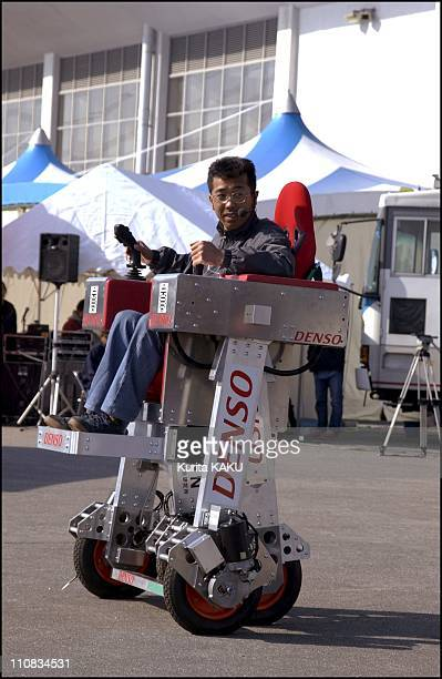 Toyota Employees Take Part In 2001 Toyota Idea Olympics 2001 At Toyota City In Japan On November 17 2001 This ride won the copper prize 4 strange...