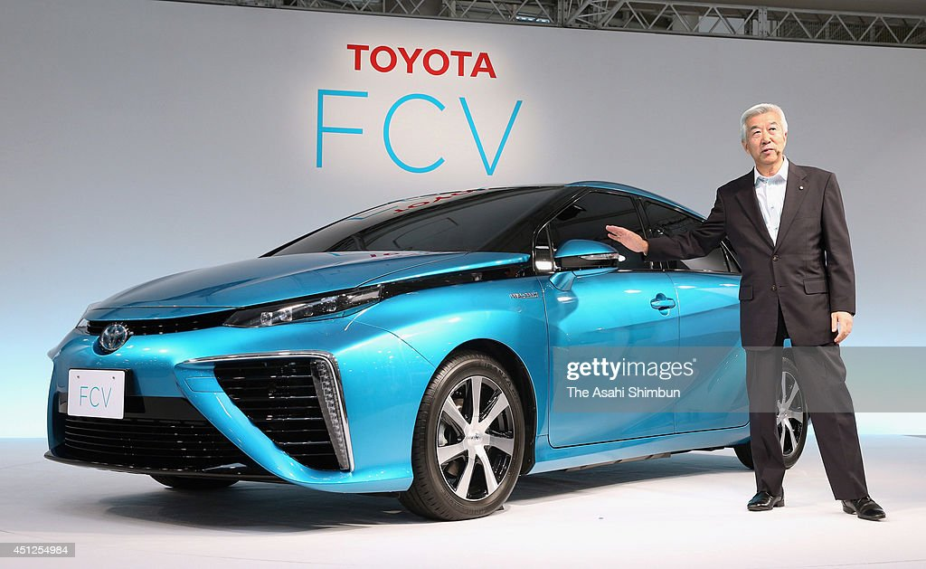 Executive Vice President Of Toyota Motor Corporation