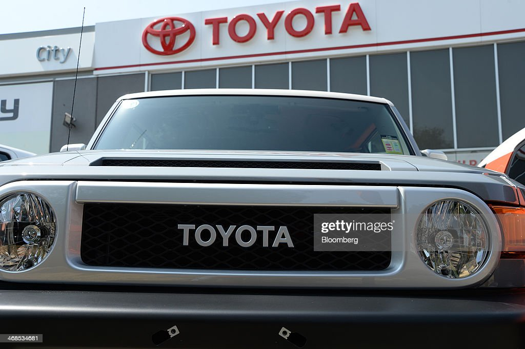 Toyota Vehicles As Australian Car Manufacturing Faces