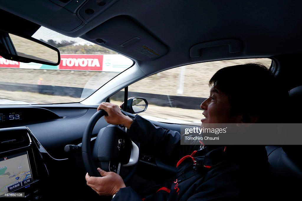 Toyota Motor Corp Test Drives New Prius Getty Images