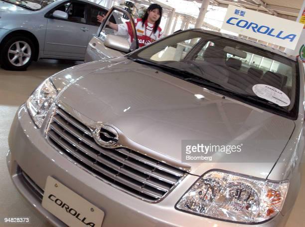 Toyota Corolla Stock Photos And Pictures Getty Images