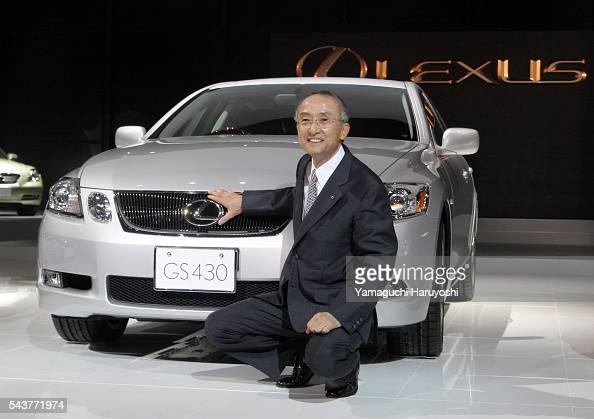 Toyota Motor Corp President Katsuaki Watanabe Pictures