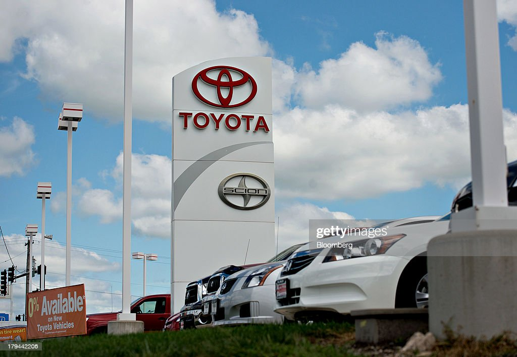 Views Of A Car Dealership Ahead Of Total And Domestic Auto