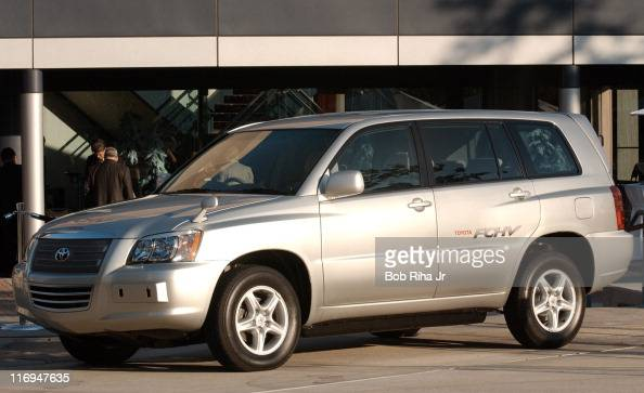 Hydrogen fuel cell vehicles stock photos and pictures for Toyota motor company usa