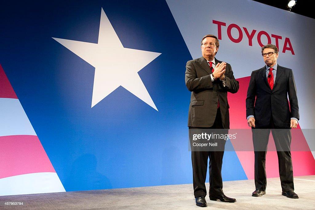 Toyota: HELLO TEXAS