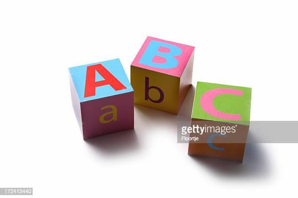 Toys: Alphabet Blocks ABC
