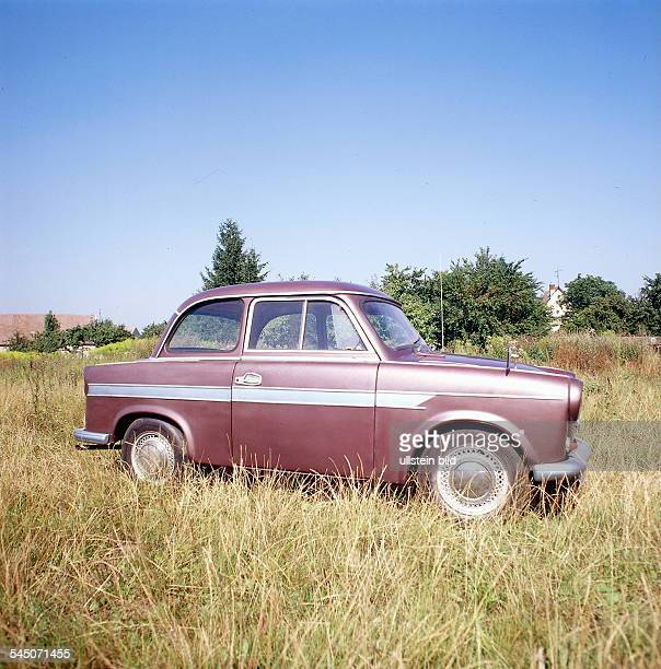 `Trabant 600` Baujahr 1963