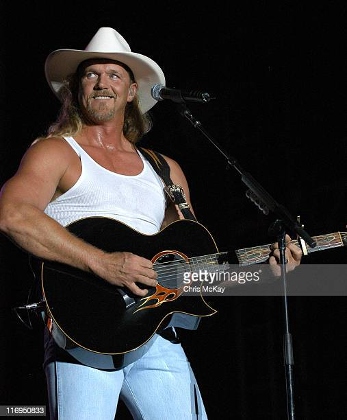 Trace Adkins during 12th Annual Music Midtown Festival Day 1 at Midtown and Downtown Atlanta in Atlanta GA United States