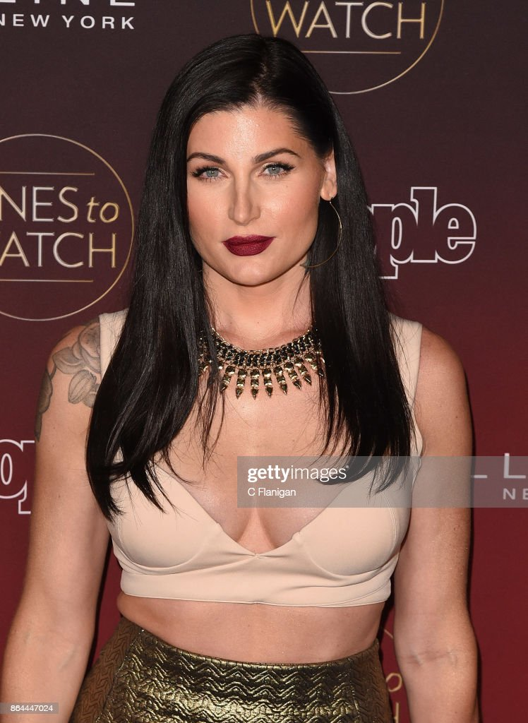 Trace Lysette attends People's 'Ones to Watch' at NeueHouse Hollywood on October 4, 2017 in Los Angeles, California.