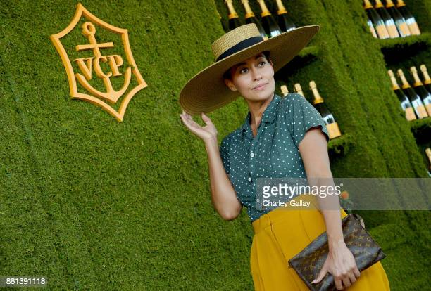 Tracee Ellis Ross at the Eighth Annual Veuve Clicquot Polo Classic on October 14 2017 in Los Angeles California