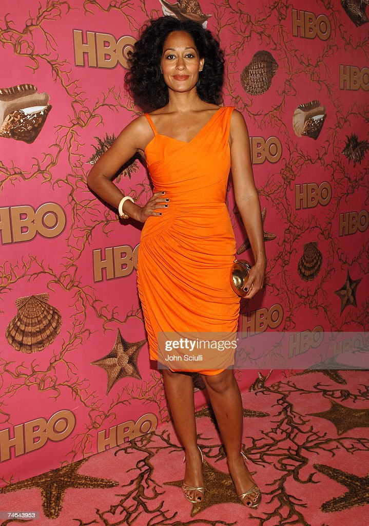 Tracee Ellis Ross at the Pacific Design Center in West Hollywood, California