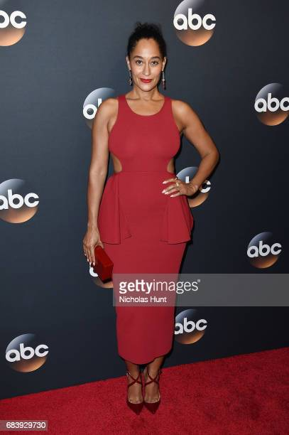 Tracee Ellis Ross attends the 2017 ABC Upfront on May 16 2017 in New York City