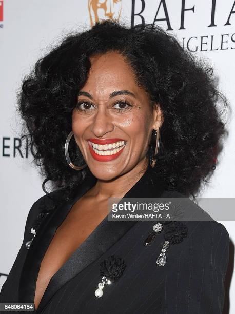Tracee Ellis Ross attends the BBC America BAFTA Los Angeles TV Tea Party 2017 at The Beverly Hilton Hotel on September 16 2017 in Beverly Hills...