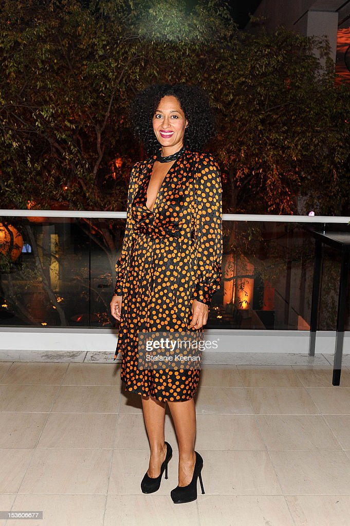 Tracee Ellis Ross attends2012 Hammer Gala at Hammer Museum on October 6, 2012 in Westwood, California.