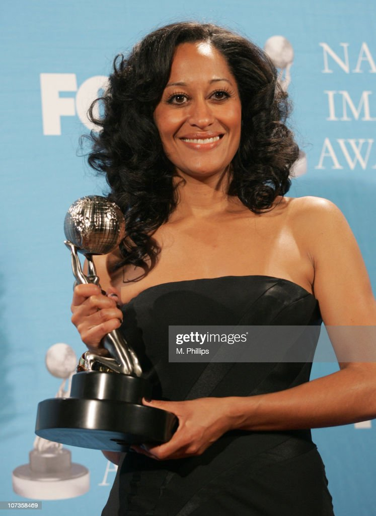 Tracee Ellis Ross, winner Outstanding Actress in a Comedy Series for 'Girlfriends'