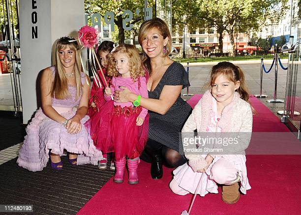 Tracey Ann Oberman attends the Barbie And The Three Musketeers DVD premiere on September 27 2009 in London England