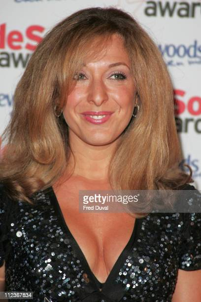 Tracey Ann Oberman during Inside Soap Awards 2005 Arrivals at Floridita 100 Wardour Street in London Great Britain