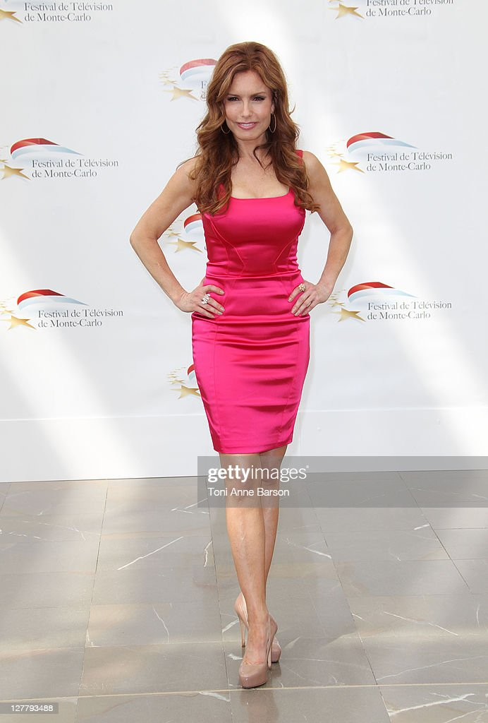 Tracey Bregman attends Photocall for 'The Young And The Restless' during the 51st Monte Carlo TV Festival on June 9, 2011 in Monaco, Monaco.