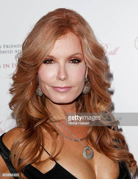 Tracey Bregman attends the 4th annual Los Angeles Red Star Ball at The Beverly Hilton Hotel on November 1 2016 in Beverly Hills California