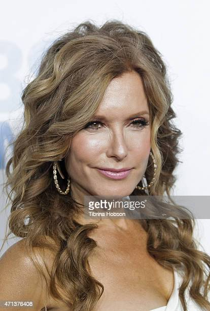 Tracey E Bregman attends the CBS Daytime Emmy after party at Hollywood Athletic Club on April 26 2015 in Hollywood California