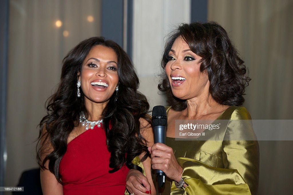<a gi-track='captionPersonalityLinkClicked' href=/galleries/search?phrase=Tracey+Edmonds&family=editorial&specificpeople=2097600 ng-click='$event.stopPropagation()'>Tracey Edmonds</a> and <a gi-track='captionPersonalityLinkClicked' href=/galleries/search?phrase=Debra+Martin+Chase&family=editorial&specificpeople=876964 ng-click='$event.stopPropagation()'>Debra Martin Chase</a> serve as presenters at the House Of Flowers Gala on October 19, 2013 in Beverly Hills, California.