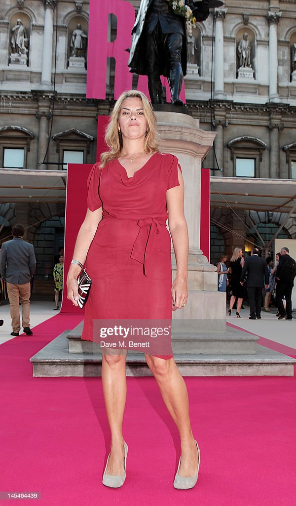 Tracey Emin arrives at the Royal Academy of Arts Summer Exhibition Preview Party at Royal Academy of Arts on May 30, 2012 in London, England.