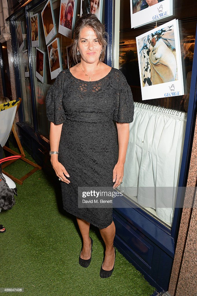 Tracey Emin attends Dogs Trust at George on September 9 2014 in London England