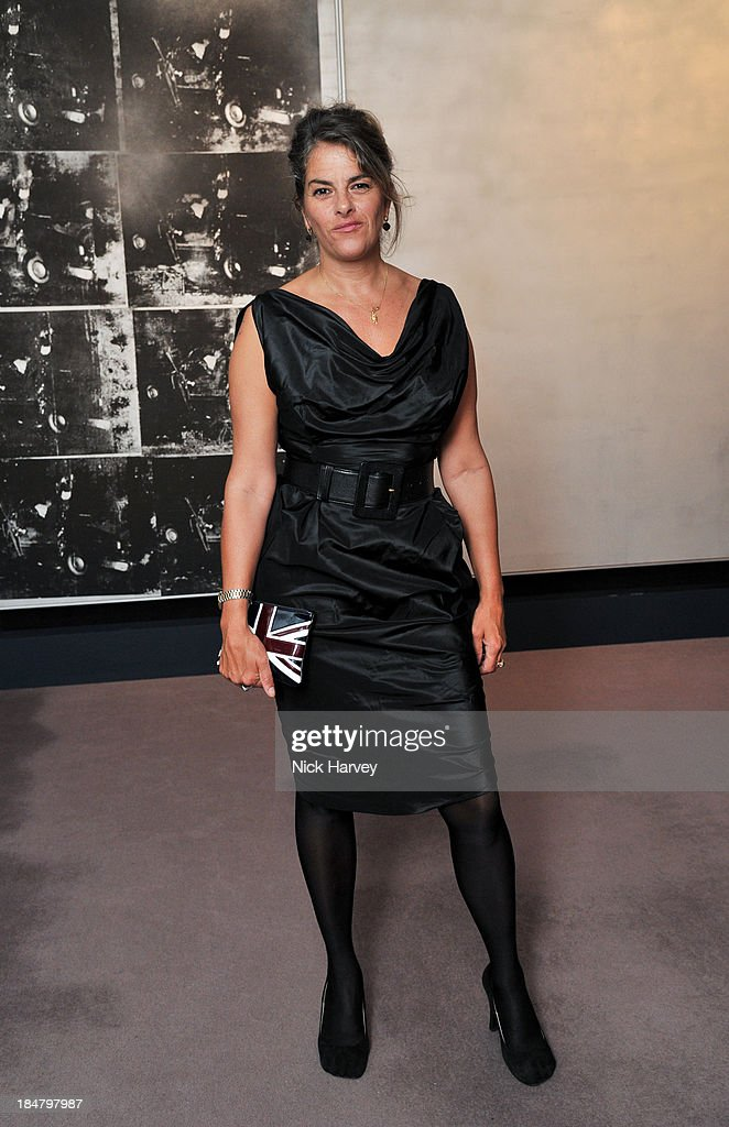 <a gi-track='captionPersonalityLinkClicked' href=/galleries/search?phrase=Tracey+Emin&family=editorial&specificpeople=203219 ng-click='$event.stopPropagation()'>Tracey Emin</a> attends Mimi Foundation 'The Power of Love' gala dinner and auction at Sotheby's on October 16, 2013 in London, England.