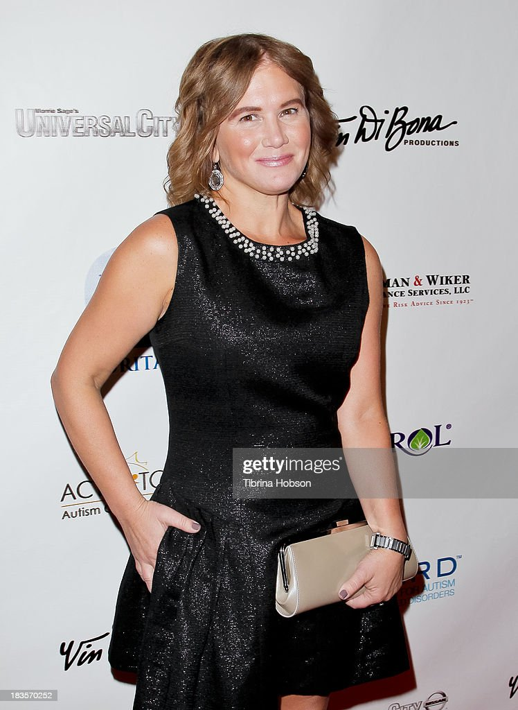 <a gi-track='captionPersonalityLinkClicked' href=/galleries/search?phrase=Tracey+Gold&family=editorial&specificpeople=235903 ng-click='$event.stopPropagation()'>Tracey Gold</a> attends the 8th annual Denim & Diamonds for Autism at Fours Season Hotel on October 6, 2013 in Westlake Village, California.