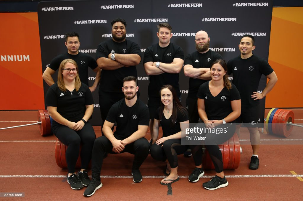 New Zealand Commonwealth Games Weightlifting Selection Announcement