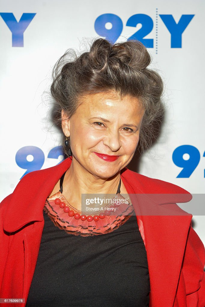 Tracey Ullman In Conversation With Patricia Marx
