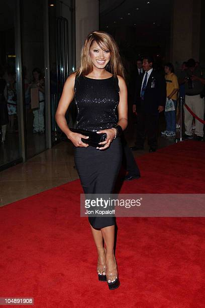 Traci Bingham during 5th Annual Family Television Awards at Beverly Hilton Hotel in Beverly Hills California United States