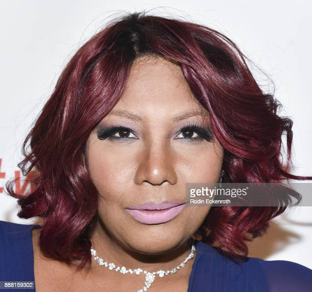 Traci Braxton attends the 13th Annual WOWie Awards presented by World of Wonder Productions at The WOW Presents Space on December 7 2017 in Hollywood...