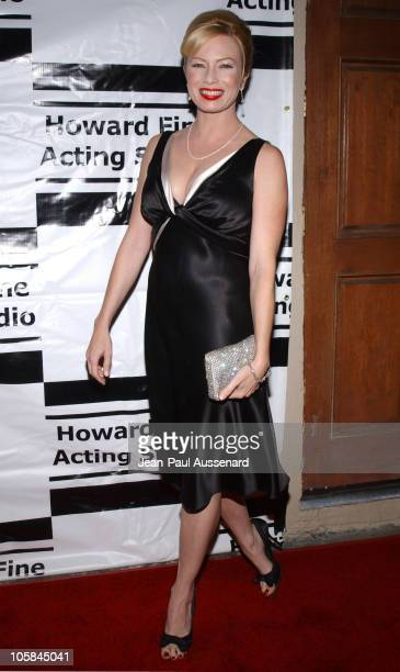 Traci Lords during Ball of Fire Holiday Party Benefiting Project Angel Food at Boardner's in Hollywood California United States