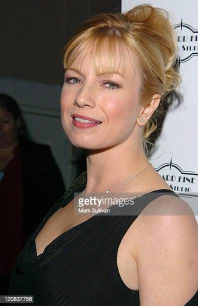 Traci Lords during Howard Fine's Winter Wonderful Holiday Party at Boardner's in Hollywood California United States