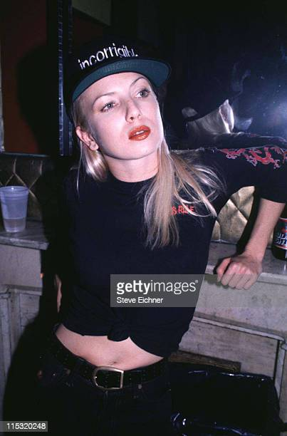 Traci Lords during Traci Lords at Limelight 1995 at Limelight in New York City New York United States