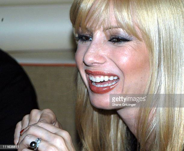Traci Lords during Traci Lords Celebrates the Release of Her New Book 'Underneath It All' at Global 33 in New York City New York United States