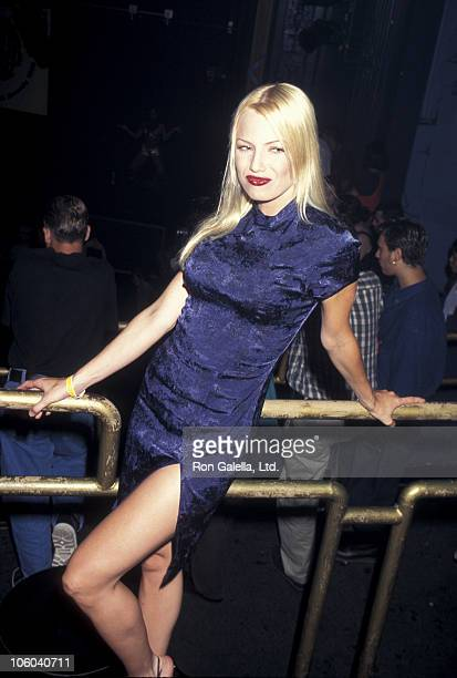 Traci Lords during Traci Lords Sighting at Club Expo July 28 1995 at Club Expo in New York City New York United States
