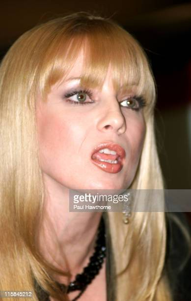 Traci Lords during Traci Lords Signs Copies of Her New Book 'Underneath It All' New York at Virgin Megastore Union Square in New York City New York...