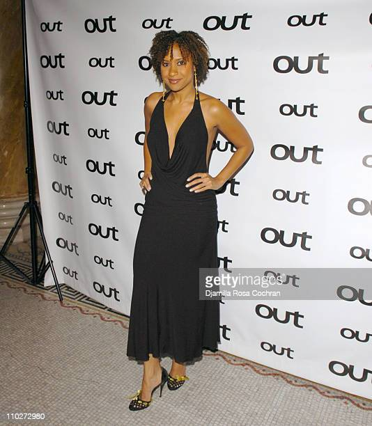 Tracie Thoms during Out Magazine celebrates the 11th Annual 'Out 100 Awards' at Capitale in New York City New York