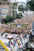 6th Falmouth Road Race Scenic view of start of race on Cape Cod Woods Hole MA 8/22/1978CREDIT Eric Schweikardt
