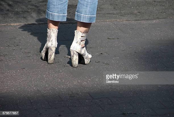 Track heels