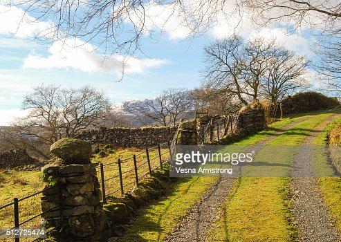 K Village Lake District Lago Elterwater Fotografías e imágenes de stock | Getty Images