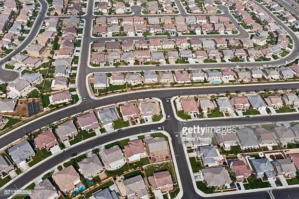 Tract housing