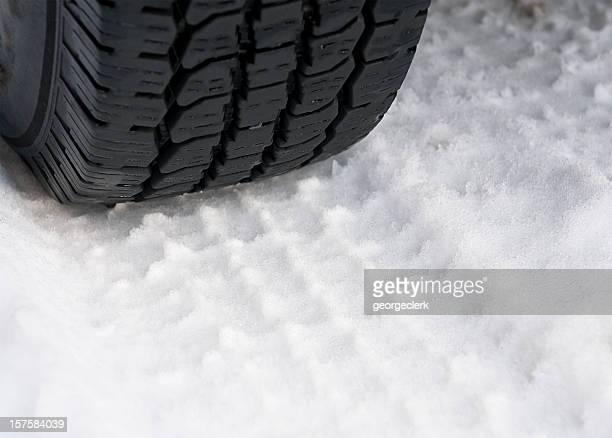 Rutschfestigkeit im Schnee