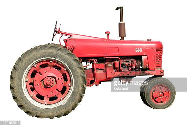 Tractor with clipping path