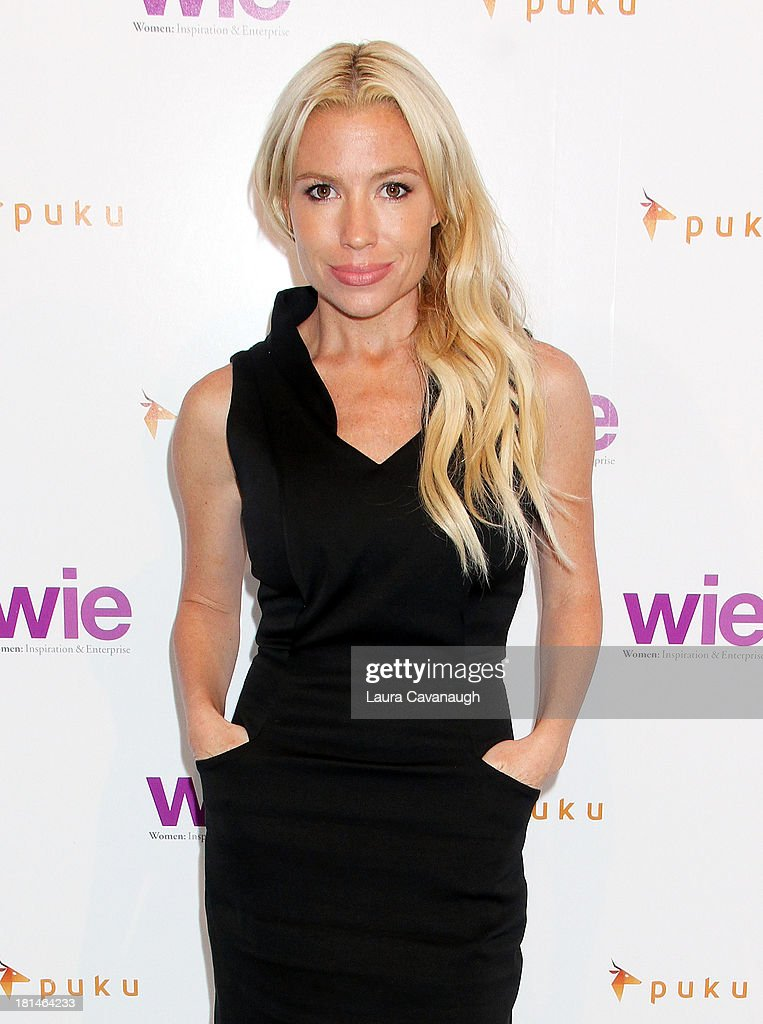 Tracy Anderson attends day 2 of the 4th Annual WIE Symposium at Center 548 on September 21 2013 in New York City