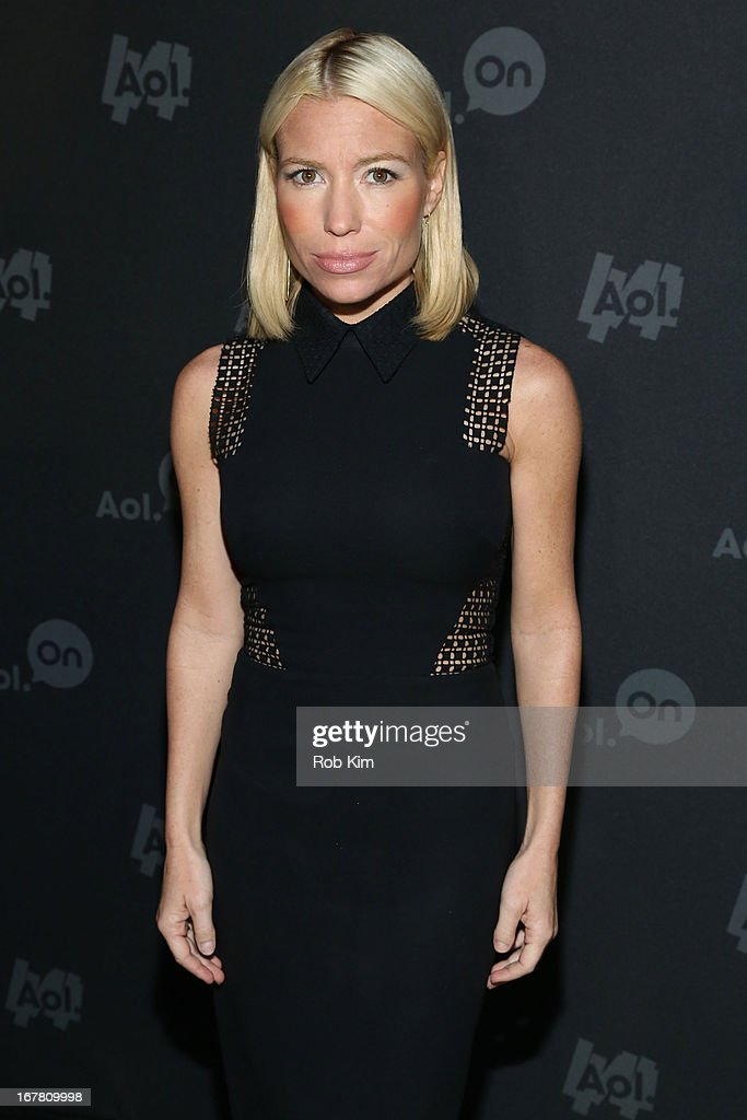 Tracy Anderson attends the AOL 2013 Digital Content NewFront on April 30, 2013 in New York City.