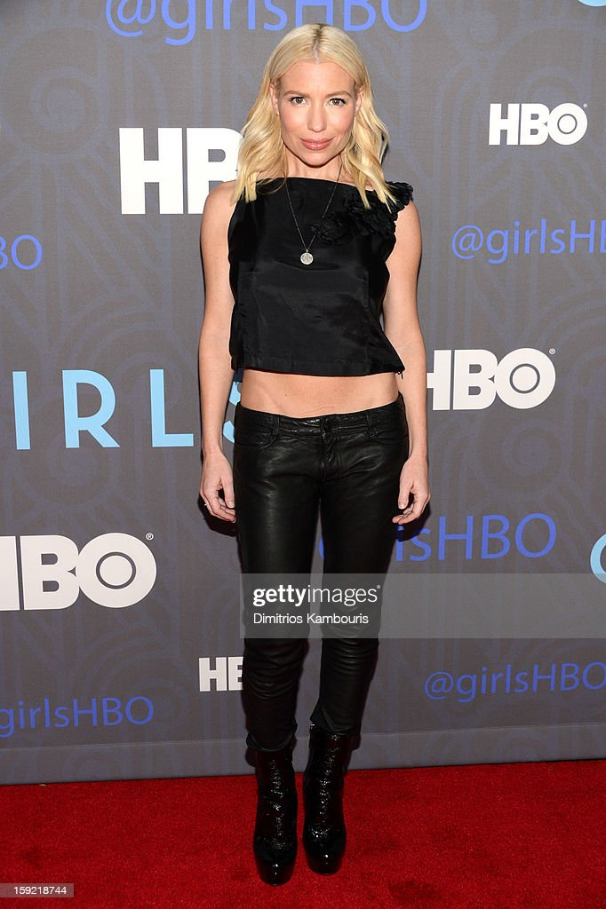 <a gi-track='captionPersonalityLinkClicked' href=/galleries/search?phrase=Tracy+Anderson&family=editorial&specificpeople=2525428 ng-click='$event.stopPropagation()'>Tracy Anderson</a> attends the HBO premiere of 'Girls' Season 2 at the NYU Skirball Center on January 9, 2013 in New York City.
